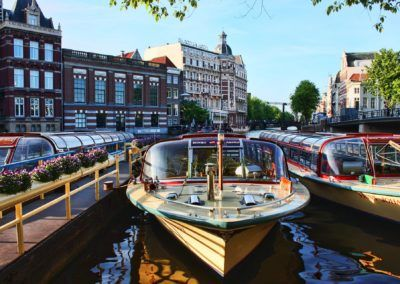 Canal Cruise Boats