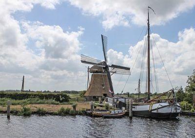 Ijsselmeer Flat Bottom Boat